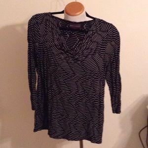 Dress shirt for work or going out Dana Buchman Lg